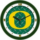 "Oregon Ducks 12"" Dimension Wall Clock"
