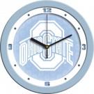 "Ohio State Buckeyes 12"" Blue Wall Clock"