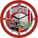 "Ohio State Buckeyes 12"" Helmet Wall Clock"