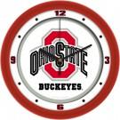 "Ohio State Buckeyes Traditional 12"" Wall Clock"