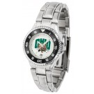 Ohio Bobcats Competitor Ladies Watch with Steel Band