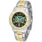 Ohio Bobcats Competitor AnoChrome Two Tone Watch