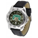 Ohio Bobcats Sport AnoChrome Men's Watch with Leather Band