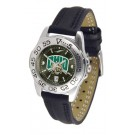 Ohio Bobcats Sport AnoChrome Ladies Watch with Leather Band