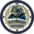 "Pittsburgh Panthers 12"" Dimension Wall Clock"