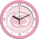 "Penn State Nittany Lions 12"" Pink Wall Clock"