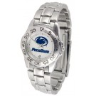 Penn State Nittany Lions Gameday Sport Ladies' Watch with a Metal Band