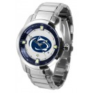 Penn State Nittany Lions Titan Steel Watch by