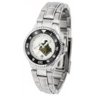 Purdue Boilermakers Competitor Ladies Watch with Steel Band