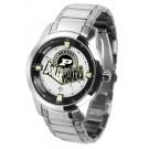 Purdue Boilermakers Titan Steel Watch by