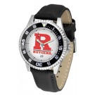 Rutgers Scarlet Knights Competitor Men's Watch by Suntime