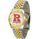 "Rutgers Scarlet Knights ""The Executive"" Men's Watch"