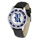 Rice Owls Competitor Men's Watch with Nylon / Leather Band