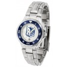 Rice Owls Competitor Ladies Watch with Steel Band
