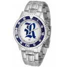 Rice Owls Competitor Men's Watch with Steel Band