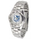 Rice Owls Ladies Sport Watch with Stainless Steel Band