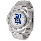 Rice Owls Sport Steel Band Men's Watch