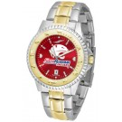 South Alabama Jaguars Competitor AnoChrome Two Tone Watch