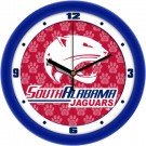 "South Alabama Jaguars 12"" Dimension Wall Clock"