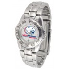 South Alabama Jaguars Gameday Sport Ladies' Watch with a Metal Band