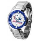South Alabama Jaguars Titan Steel Watch