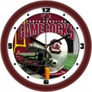 "South Carolina Gamecocks 12"" Helmet Wall Clock"