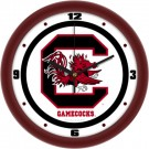 "South Carolina Gamecocks Traditional 12"" Wall Clock"