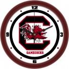 "South Carolina Gamecocks Traditional 12"" Wall Clock"