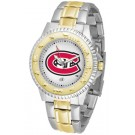 St. Cloud State Huskies Competitor Two Tone Watch