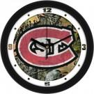 "St. Cloud State Huskies 12"" Camo Wall Clock"