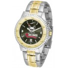 South Dakota Coyotes Competitor AnoChrome Two Tone Watch