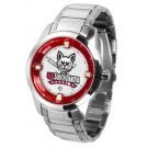 South Dakota Coyotes Titan Steel Watch