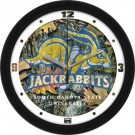 "South Dakota State Jackrabbits 12"" Camo Wall Clock"