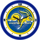 "South Dakota State Jackrabbits 12"" Dimension Wall Clock"