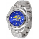 South Dakota State Jackrabbits Sport Steel Band Ano-Chrome Men's Watch