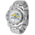 South Dakota State Jackrabbits Sport Steel Band Men's Watch