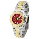 San Diego State Aztecs Competitor AnoChrome Ladies Watch with Two-Tone Band
