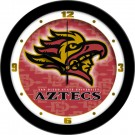 "San Diego State Aztecs 12"" Dimension Wall Clock"