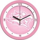 "San Diego State Aztecs 12"" Pink Wall Clock"