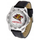 San Diego State Aztecs Gameday Sport Men's Watch by Suntime