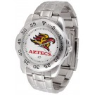 San Diego State Aztecs Sport Steel Band Men's Watch