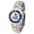 San Diego Toreros Competitor Ladies Watch with Steel Band