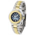 San Diego Toreros Competitor AnoChrome Ladies Watch with Two-Tone Band