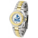 San Diego Toreros Competitor Ladies Watch with Two-Tone Band