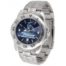 San Diego Toreros Sport Steel Band Ano-Chrome Men's Watch