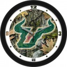"""South Florida Bulls 12"""" Camo Wall Clock"""