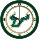 "South Florida Bulls Traditional 12"" Wall Clock"