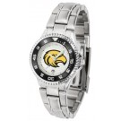 Southern Mississippi Golden Eagles Competitor Ladies Watch with Steel Band