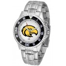 Southern Mississippi Golden Eagles Competitor Watch with a Metal Band