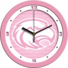 """Southern Mississippi Golden Eagles 12"""" Pink Wall Clock"""